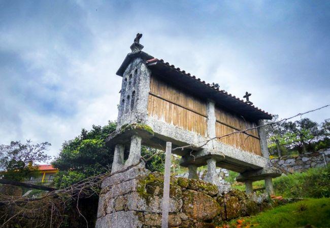 Casa rural em Aboim da Nóbrega - Casa da Nóbrega
