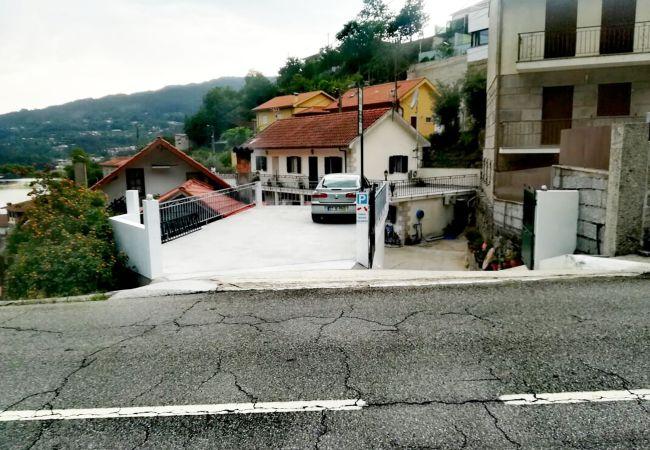Quarto em Gerês - Quarto Triplo - Casa do Eido