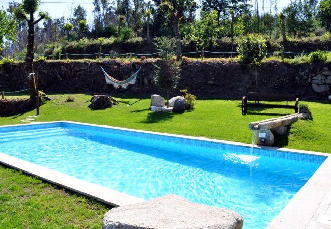 Casa em Vila Verde - Casa Flutuante - Quinta Leiras de Mondim