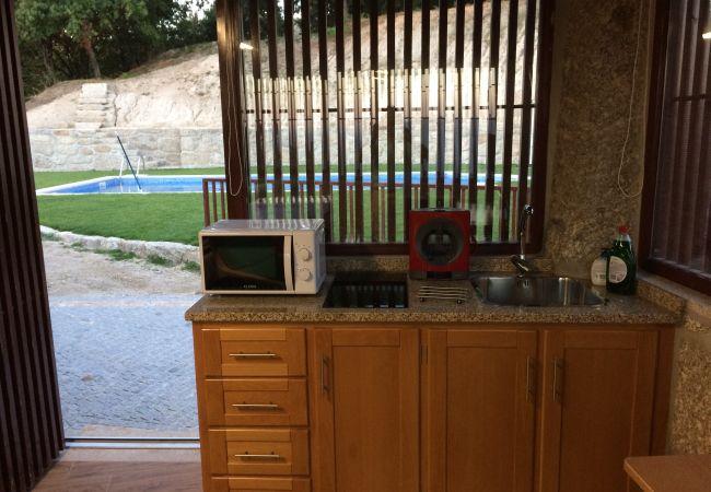 Casa rural em Gerês - Estúdio Casa Campos