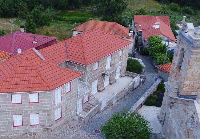 Casa rural em Castro Laboreiro - Casa de Castro - 1º Piso