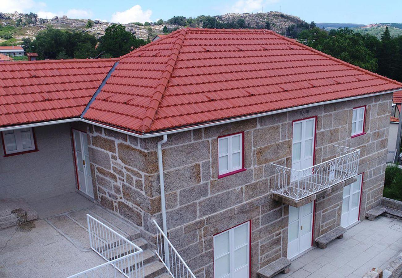 Casa rural em Castro Laboreiro - Casa do Laboreiro - Rés do Chão