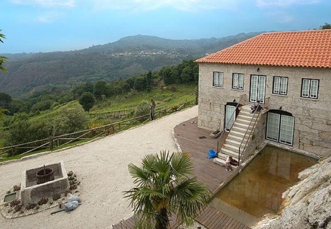 Casa rural em Arcos de Valdevez - Casa do Penedo - Arcos House