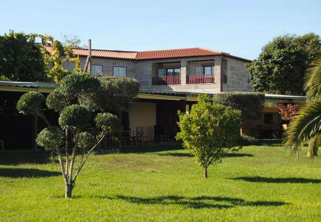 Casa rural em Póvoa de Lanhoso - Quinta do Rego Total