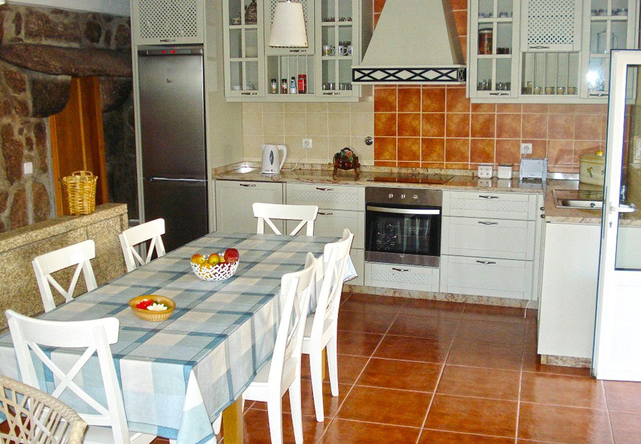 Casa rural em Montalegre - Casa do Barroso