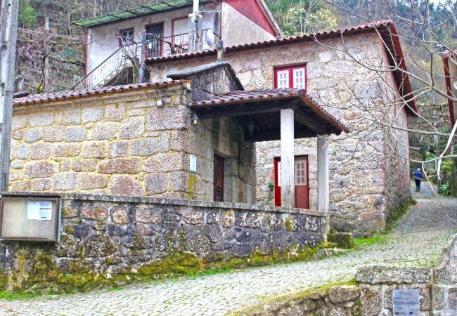 Casa rural em Terras de Bouro - Casa dos Cavencos