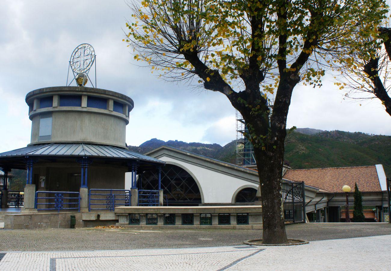 Quarto em Gerês - Quarto - Casa São Bernardo de Claraval