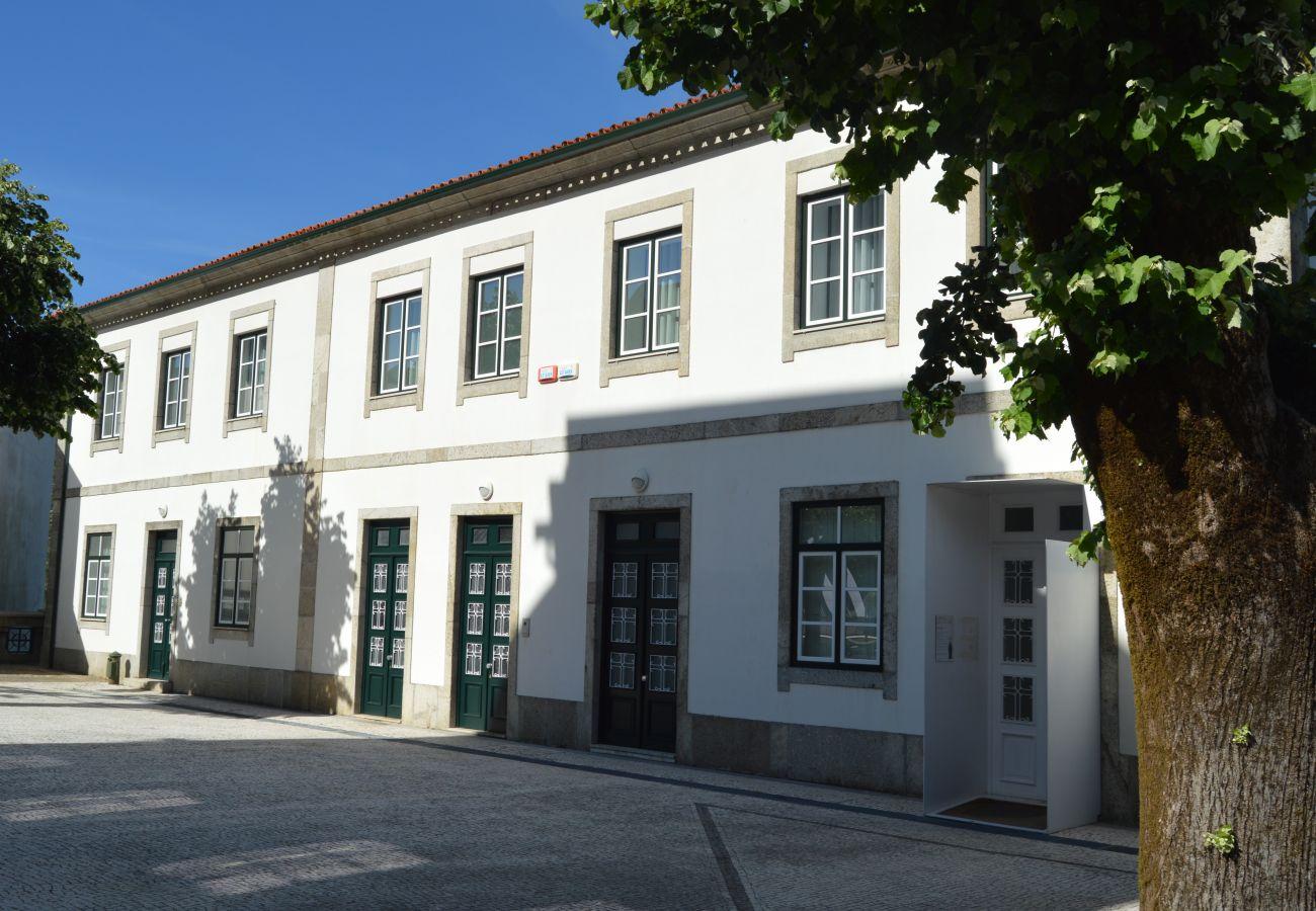 Quarto em Gerês - Quarto Familiar - Casa São Bernardo de Claraval