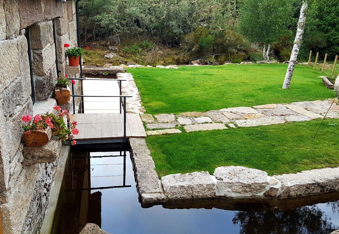 Casa rural em Montalegre - Casa do Moinho