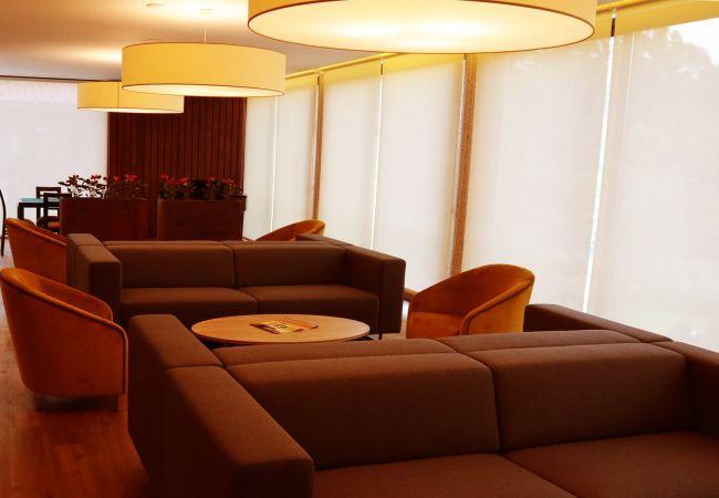 Quarto em Gerês - Quarto Superior - Hotel Agrinho Suítes & Spa Gerês
