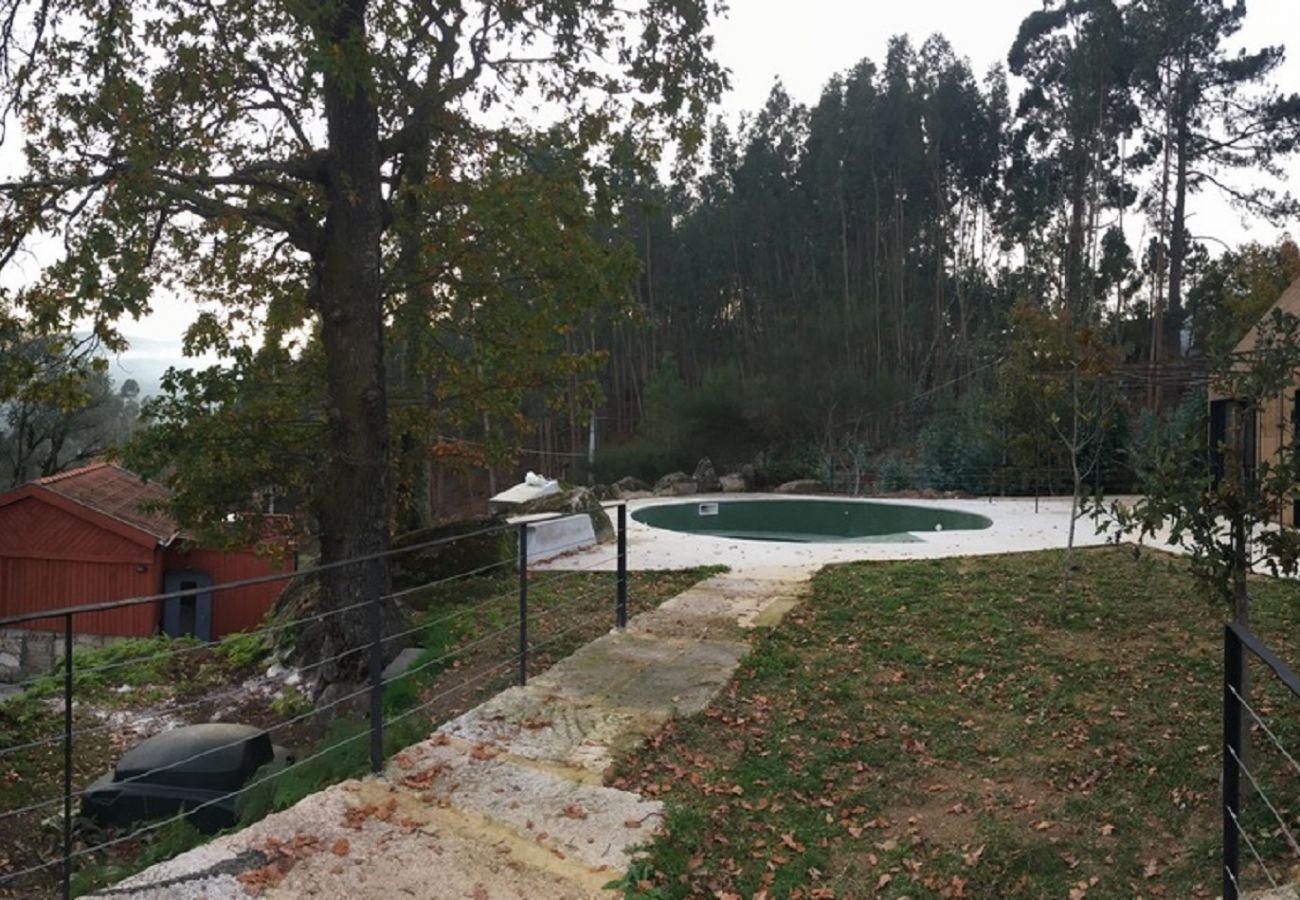 Casa em Arcos de Valdevez - Casa da Cortiça - Sobrenatura Ecoturismo