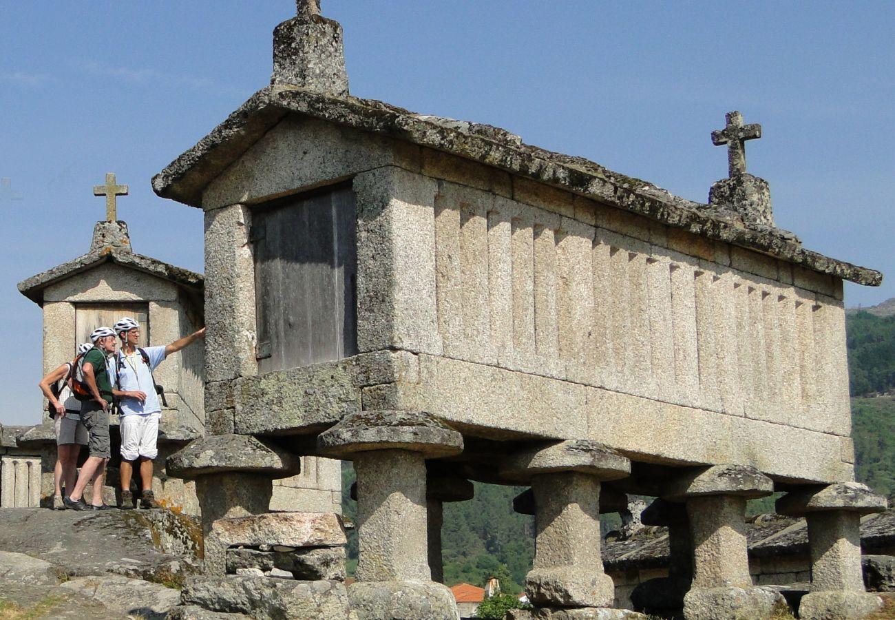 Bungalow em Arcos de Valdevez - Casa do Espigueiro II - Quinta Lamosa