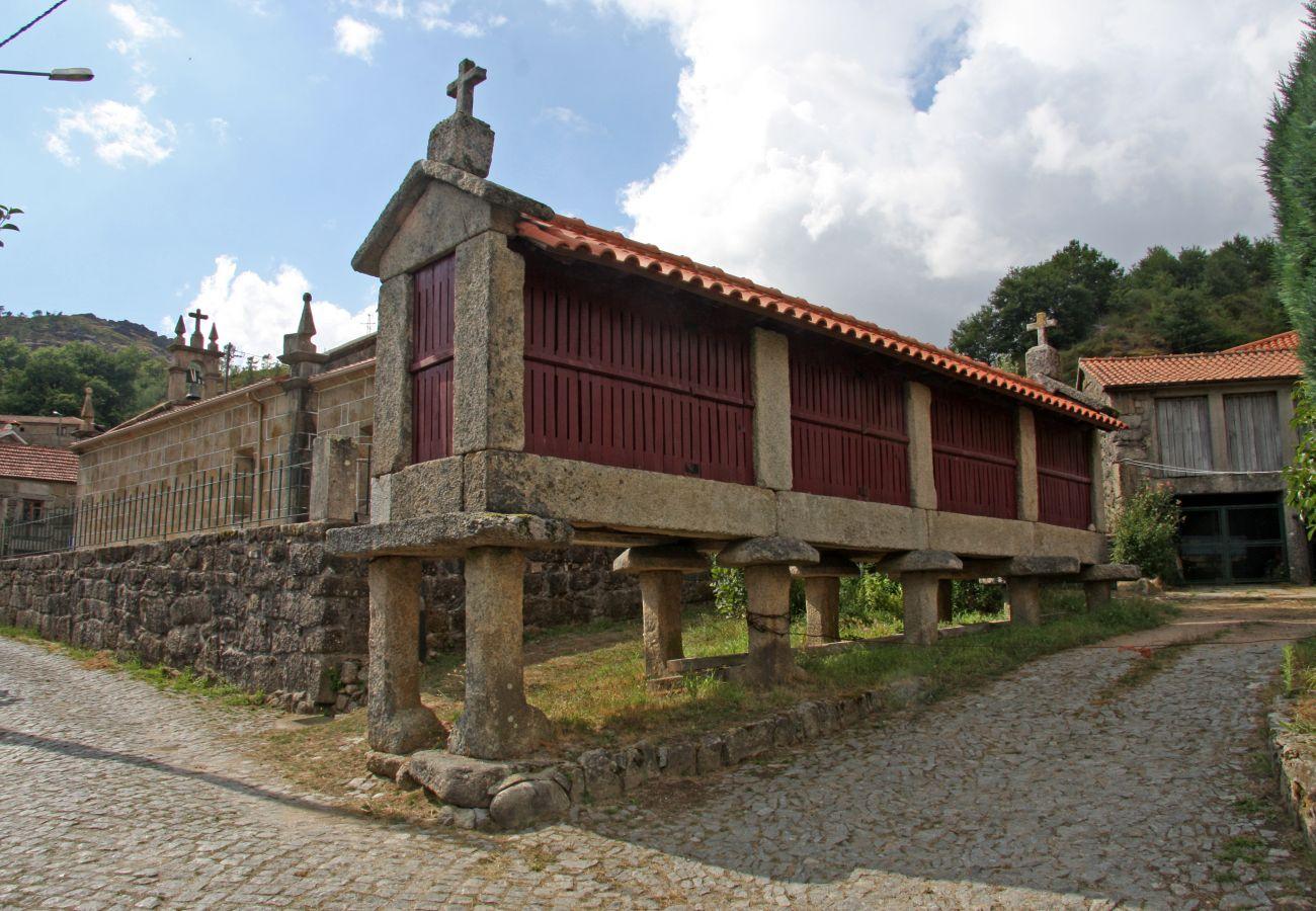 Casa rural em Campo do Gerês - Casa da Cuca