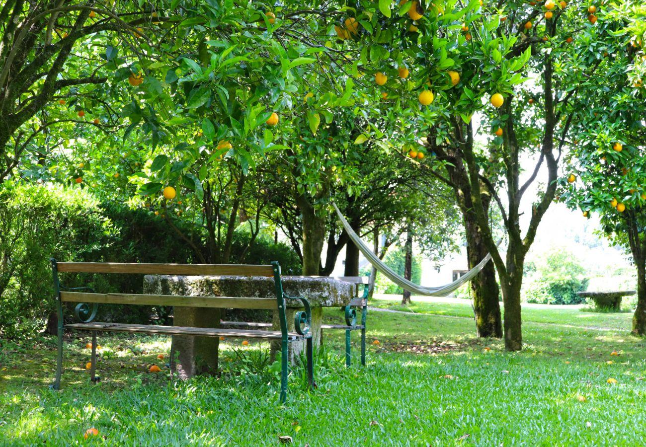Alojamento de turismo rural em Arcos de Valdevez - Casinha da Eira - Quinta da Breia