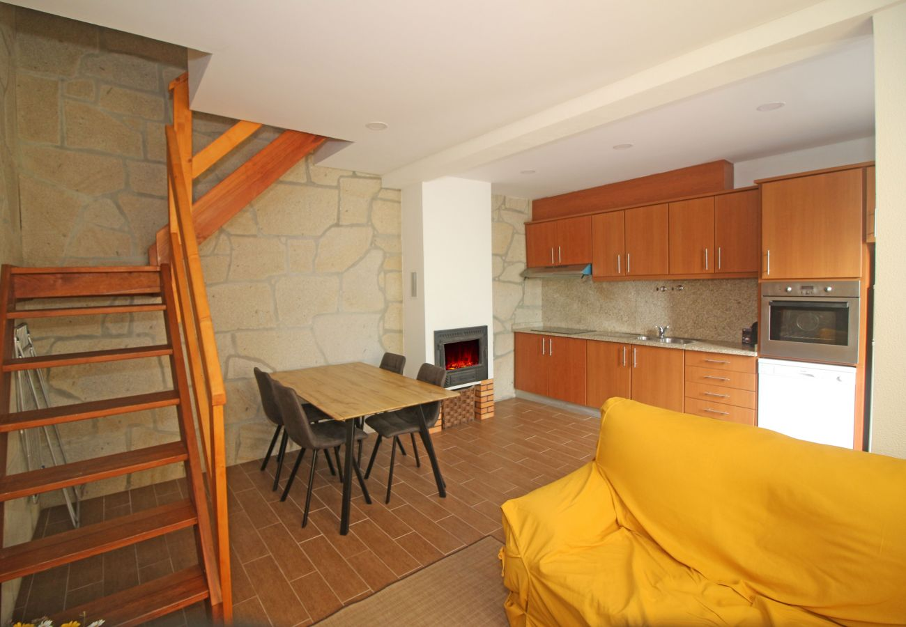 Casa em Vila Verde - Casa Cereje