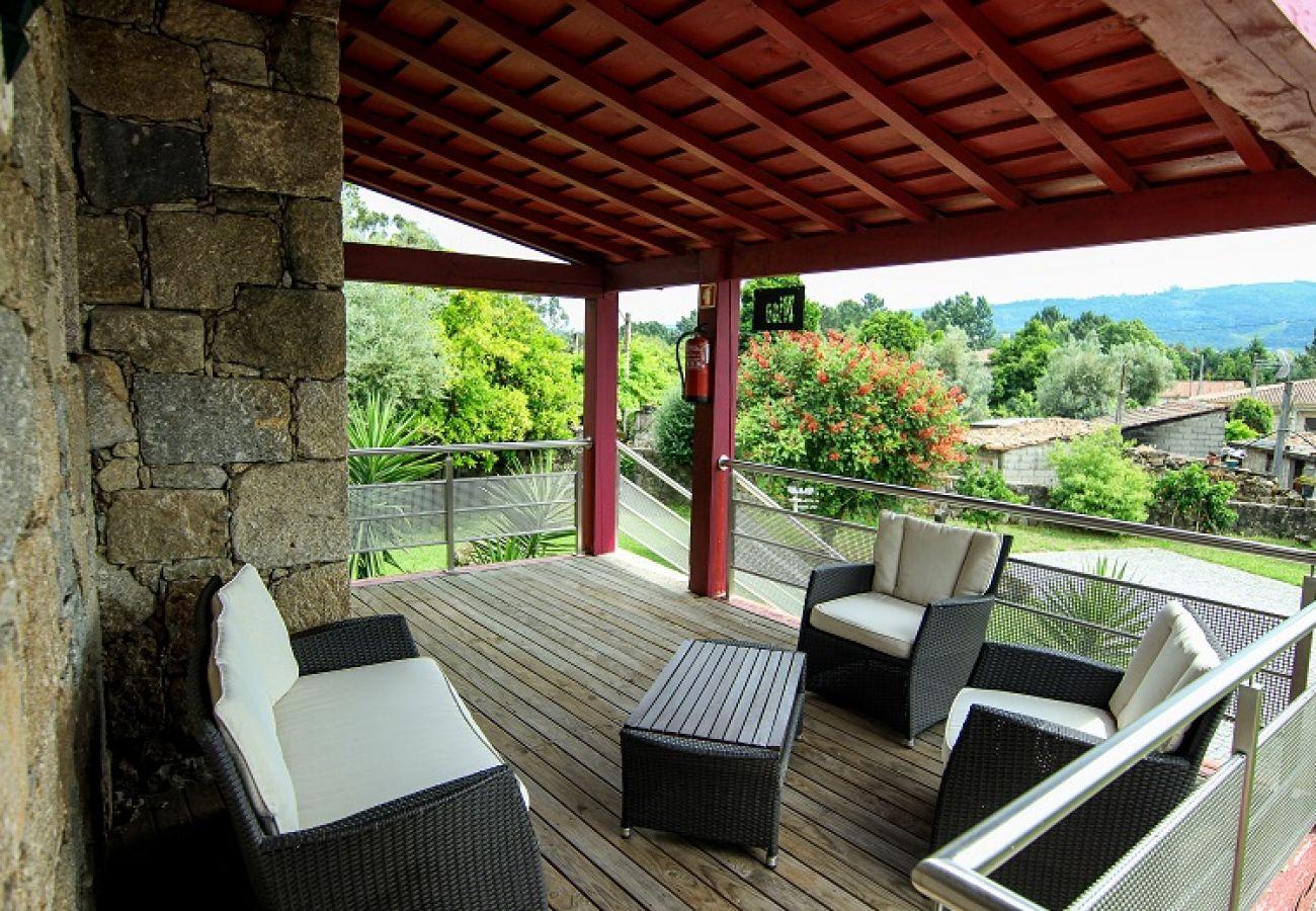 Casa em Amares - Casa NICE - Quinta dos Ferrage