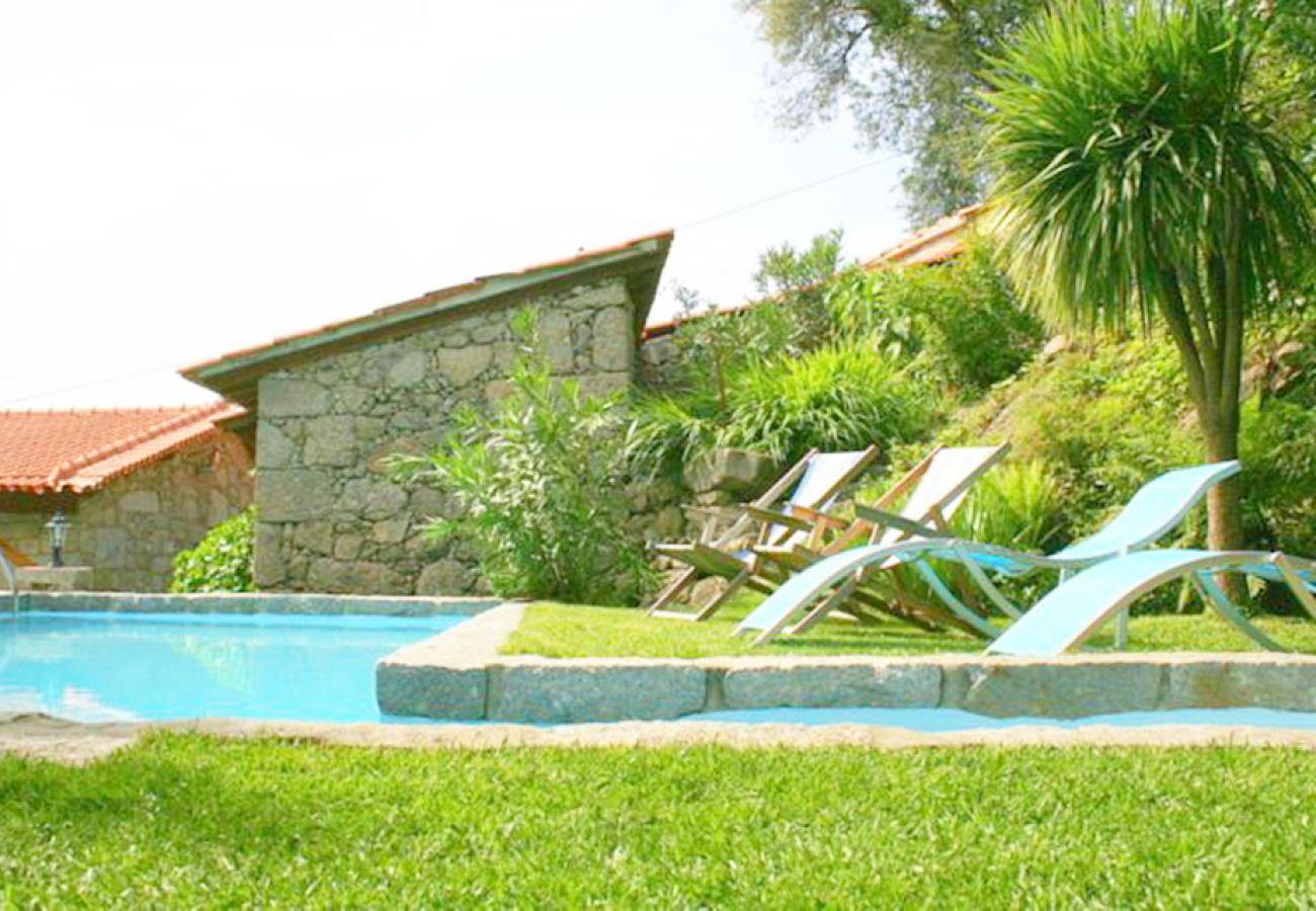 Cottage in Amares - Casa da Rocha