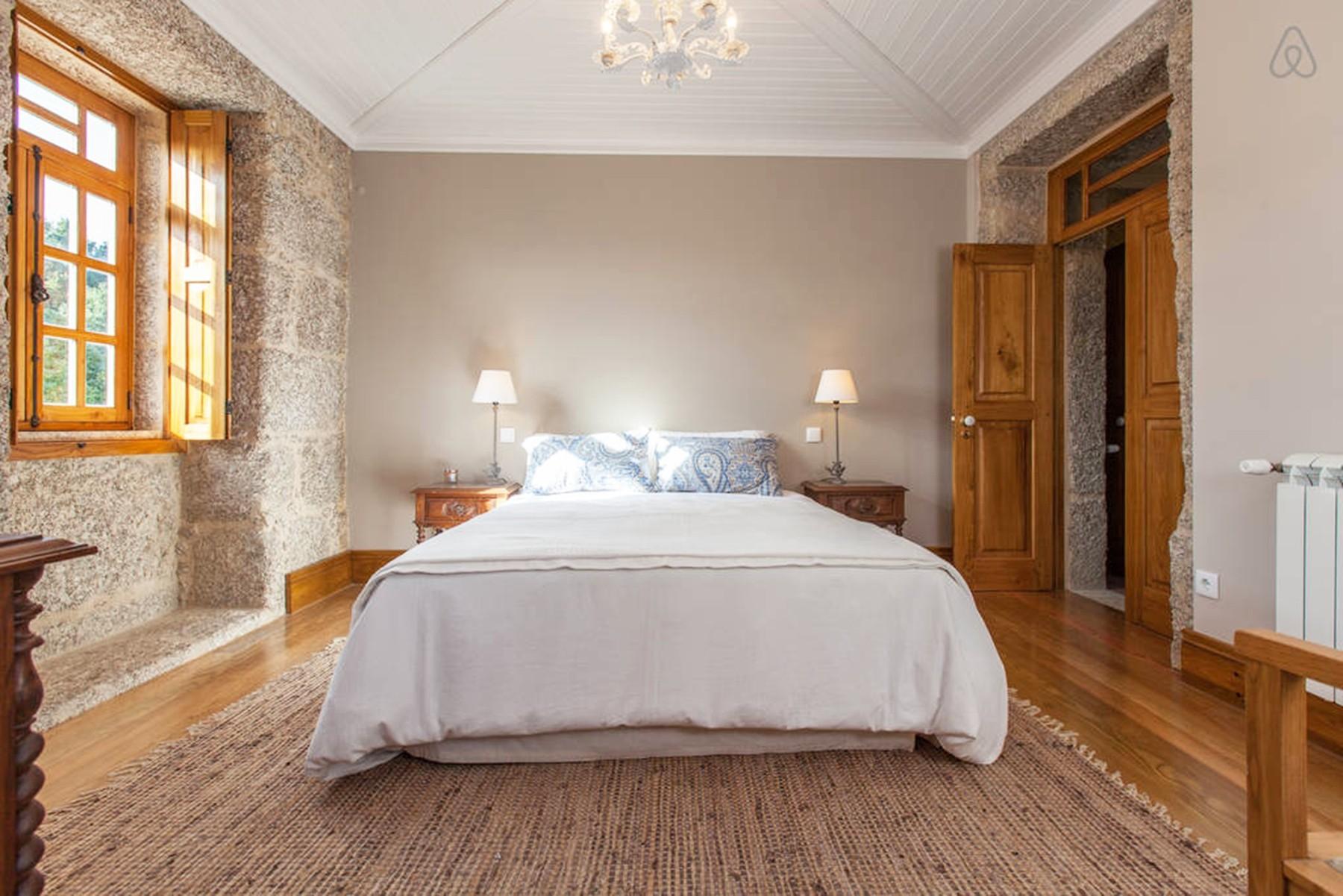 Rent By Room In Gerês Quarto Duplo Superior Casa Do Eido