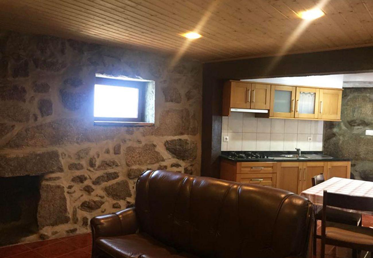 Cottage in Gerês - Casa da Ermida T1 - Casa do Criado