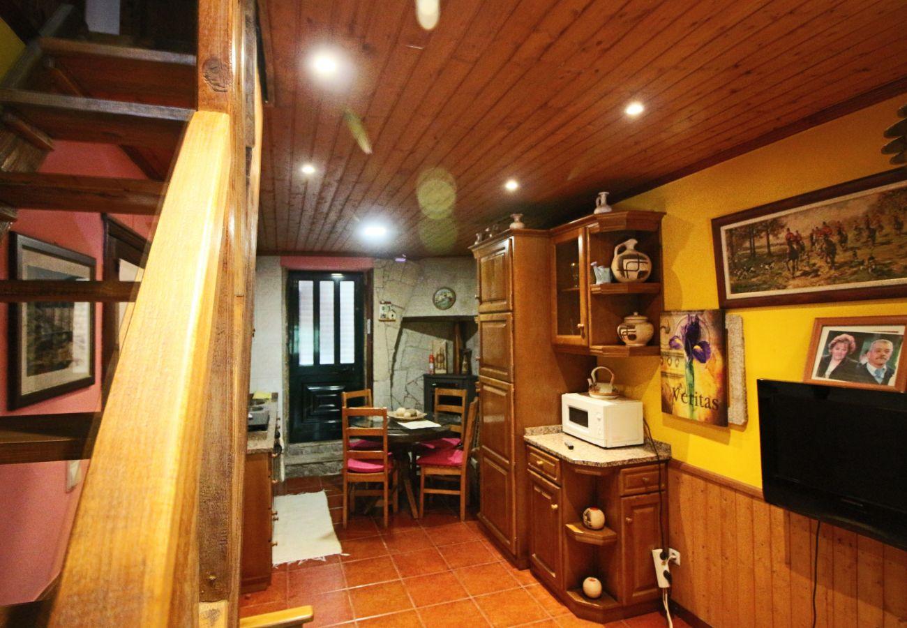 House in Gerês - Refúgio do Sardão I
