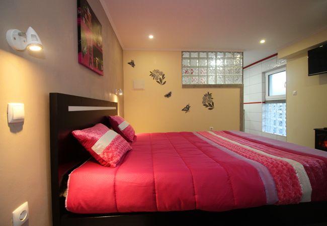 Rent by room in Gerês - Quarto Duplo - Casa Vista Rio