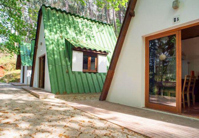 Bungalow/Linked villa in Melgaço - Bungalow T1 Termas de Melgaço