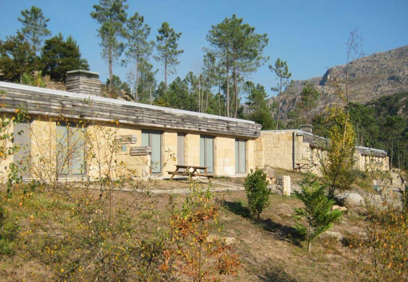 Bungalow in Campo do Gerês - Bungalow T2 Parque Cerdeira