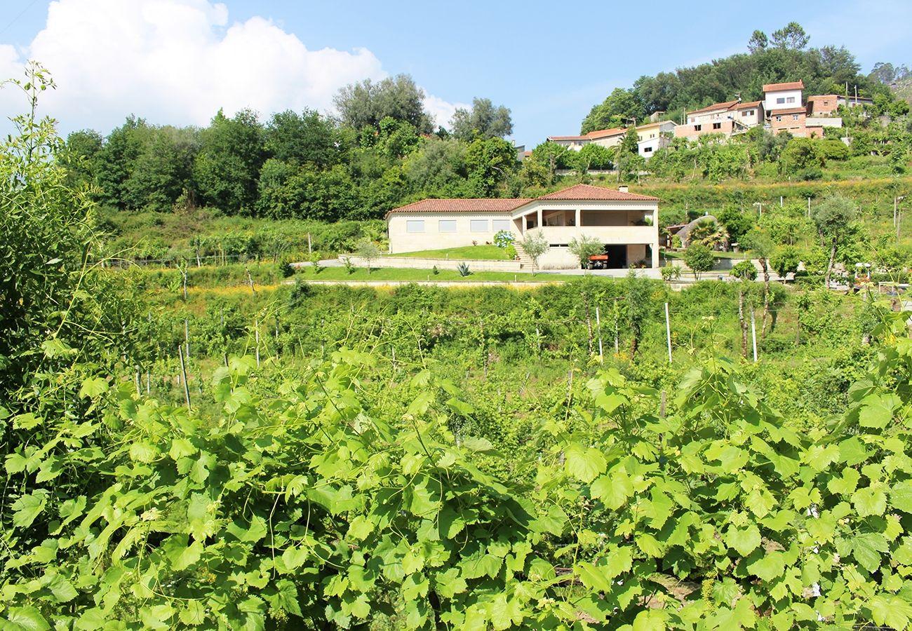 House in Terras de Bouro - Casa da Quinta - Quinta da Portela