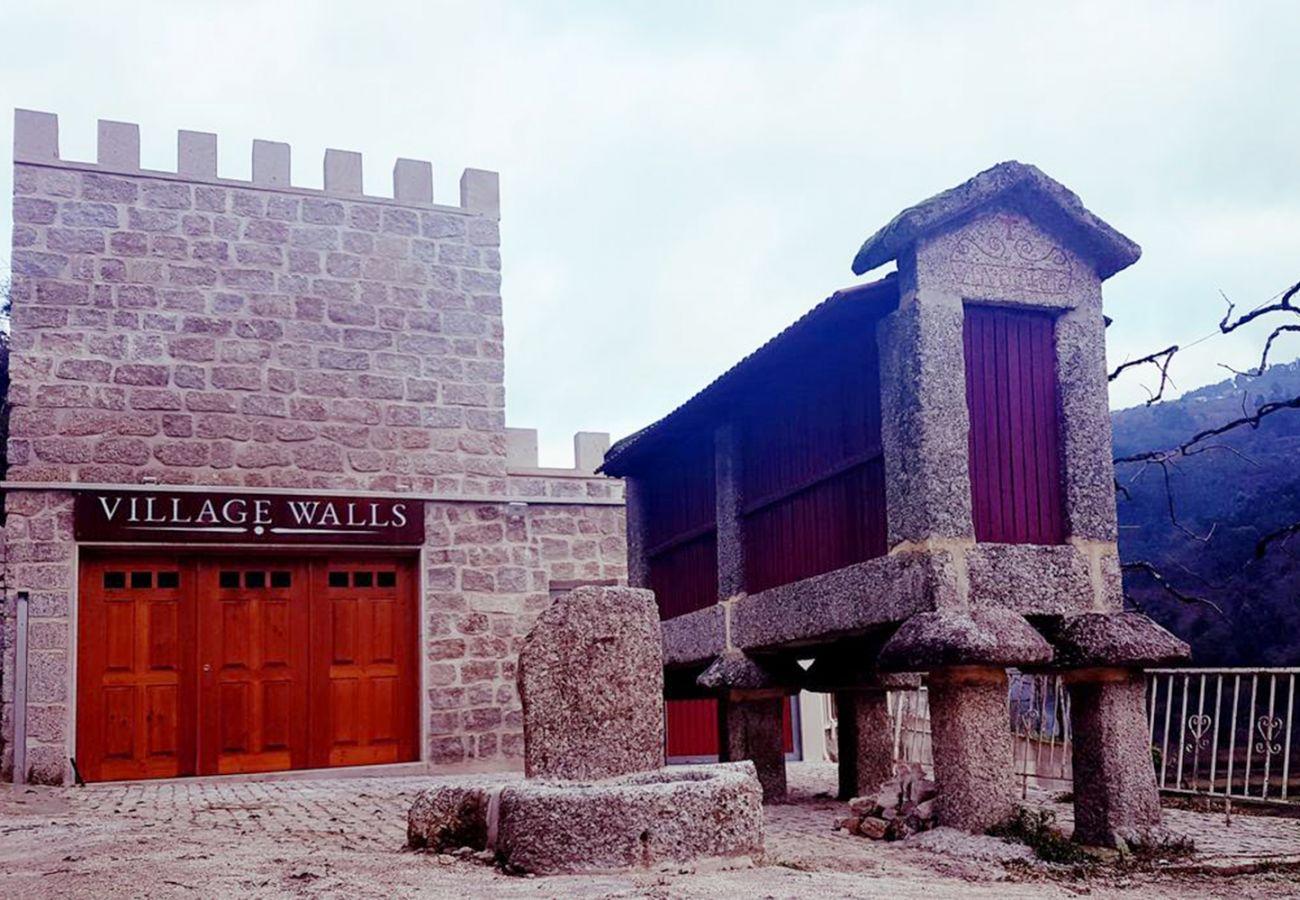 House in Terras de Bouro - Village Walls
