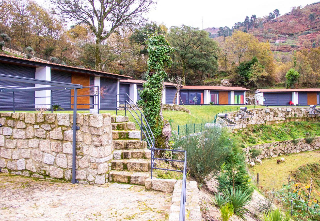 House in Vieira do Minho - Casas da Encosta de Louredo