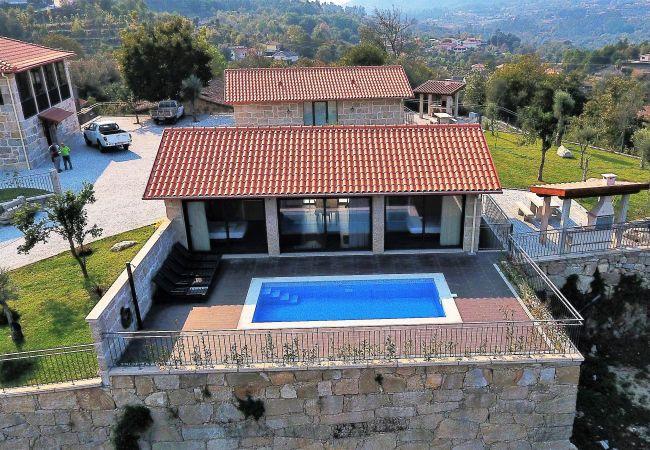Houses in souto casa teresa turismo rural peixoto for Casa rural mansion terraplen seis