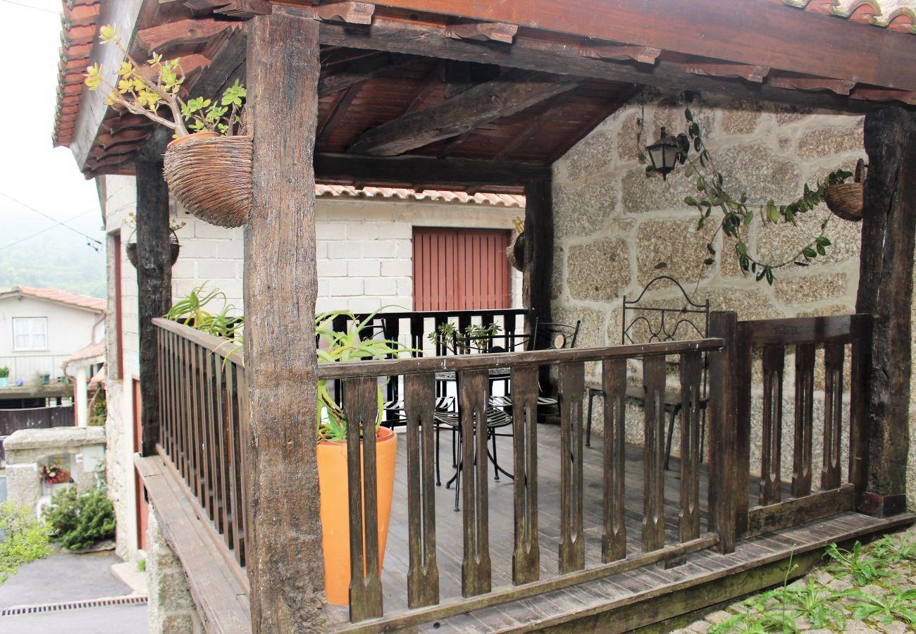 Cottage in Terras de Bouro - Casa Rural D'Aldeia