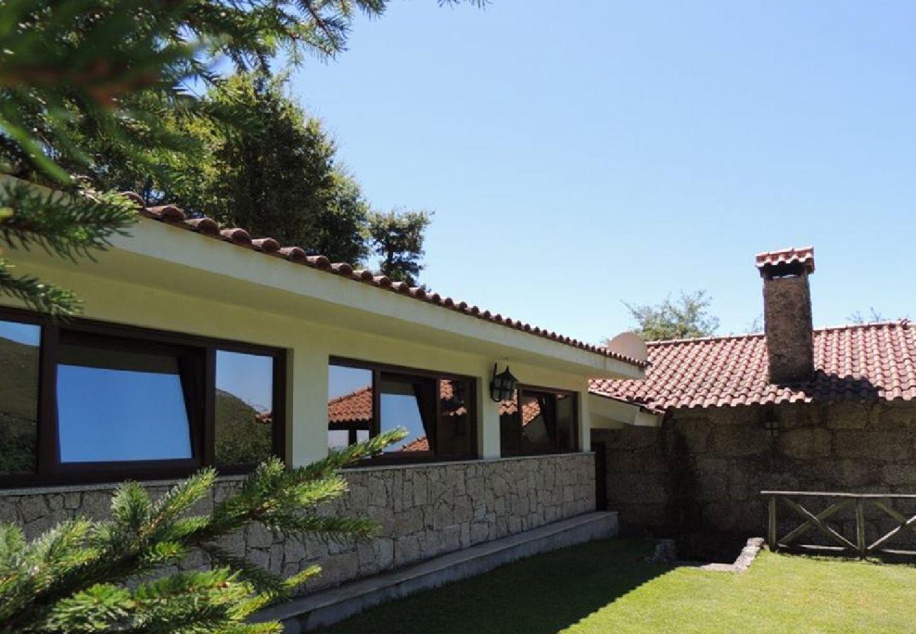 House in Terras de Bouro - Casa de Férias Parque da Peneda Gerês