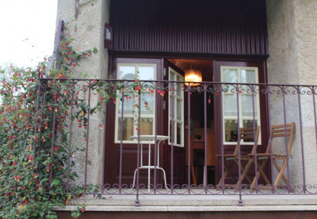 Cottage in Coucieiro - Casa da Azenha & Spa