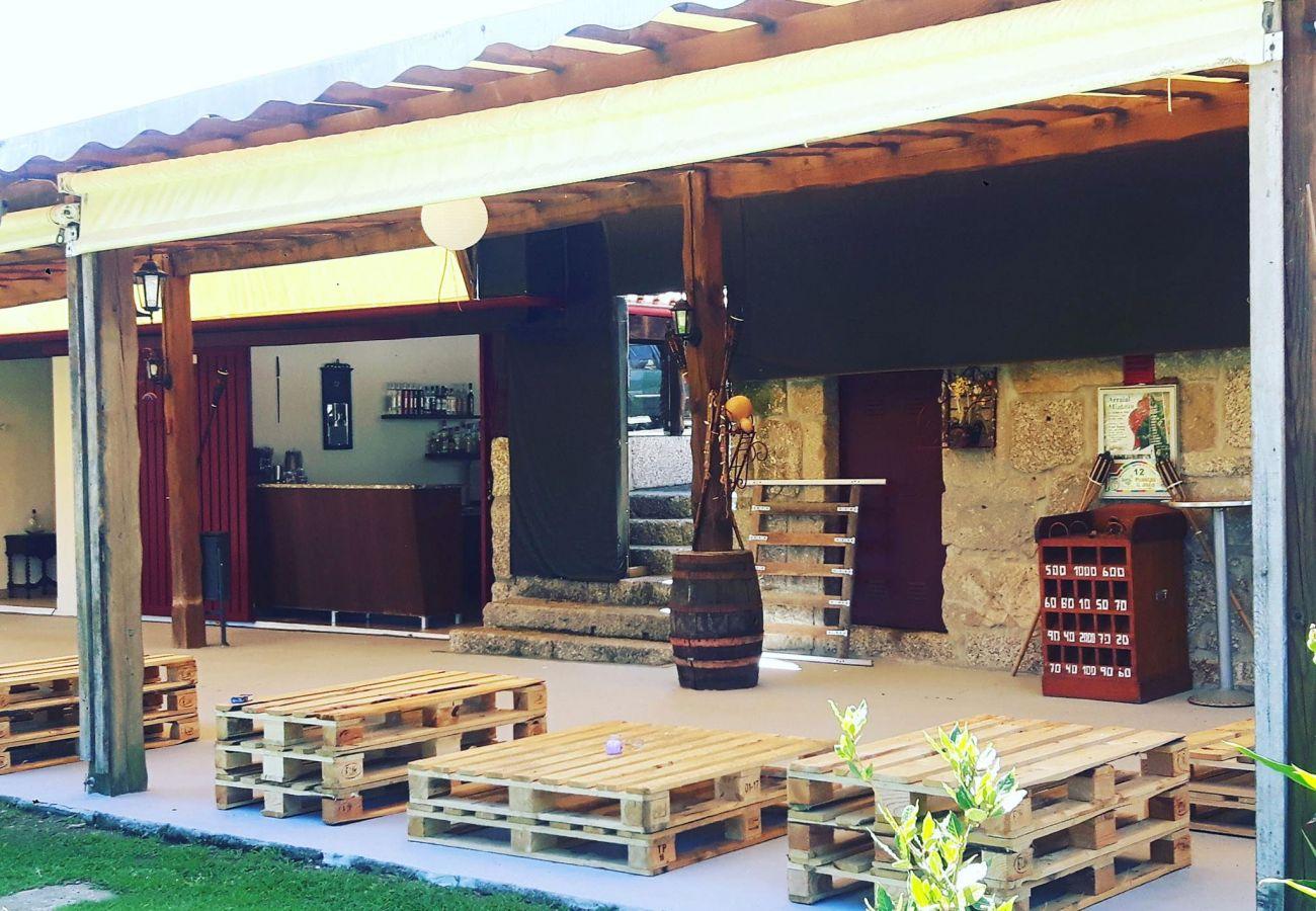 Cottage in Póvoa de Lanhoso - Quinta do Rego Total