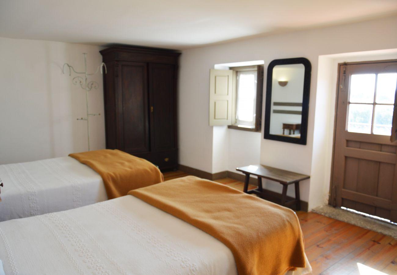Gîte Rural à Gerês - Casa dos Bernardos T3