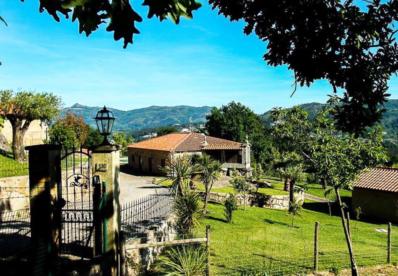Bungalow à Arcos de Valdevez - Casa do Souto T1 - Quinta do Toural
