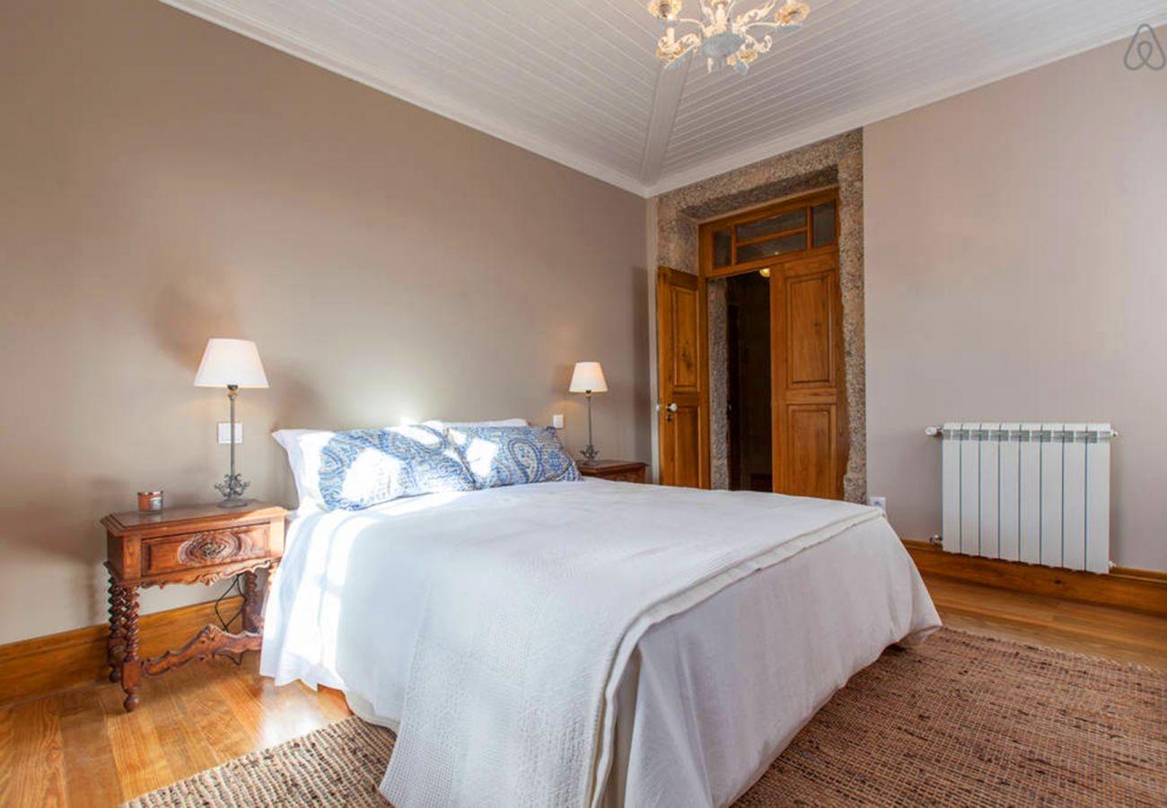 Chambres d'hôtes à Gerês - Quarto Duplo Superior - Casa do Eido Sustainable l
