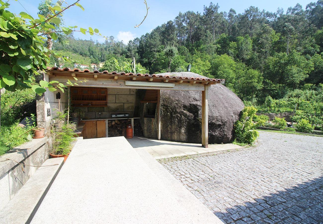 Maison à Terras de Bouro - Casa da Quinta - Quinta da Portela