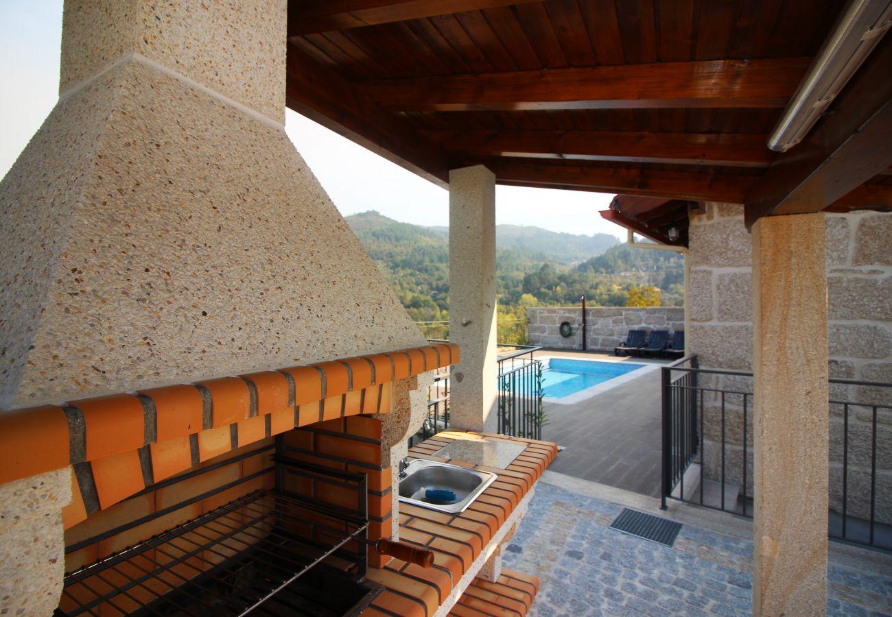 Maison à Terras de Bouro - Casa Teresa - Turismo Rural Peixoto