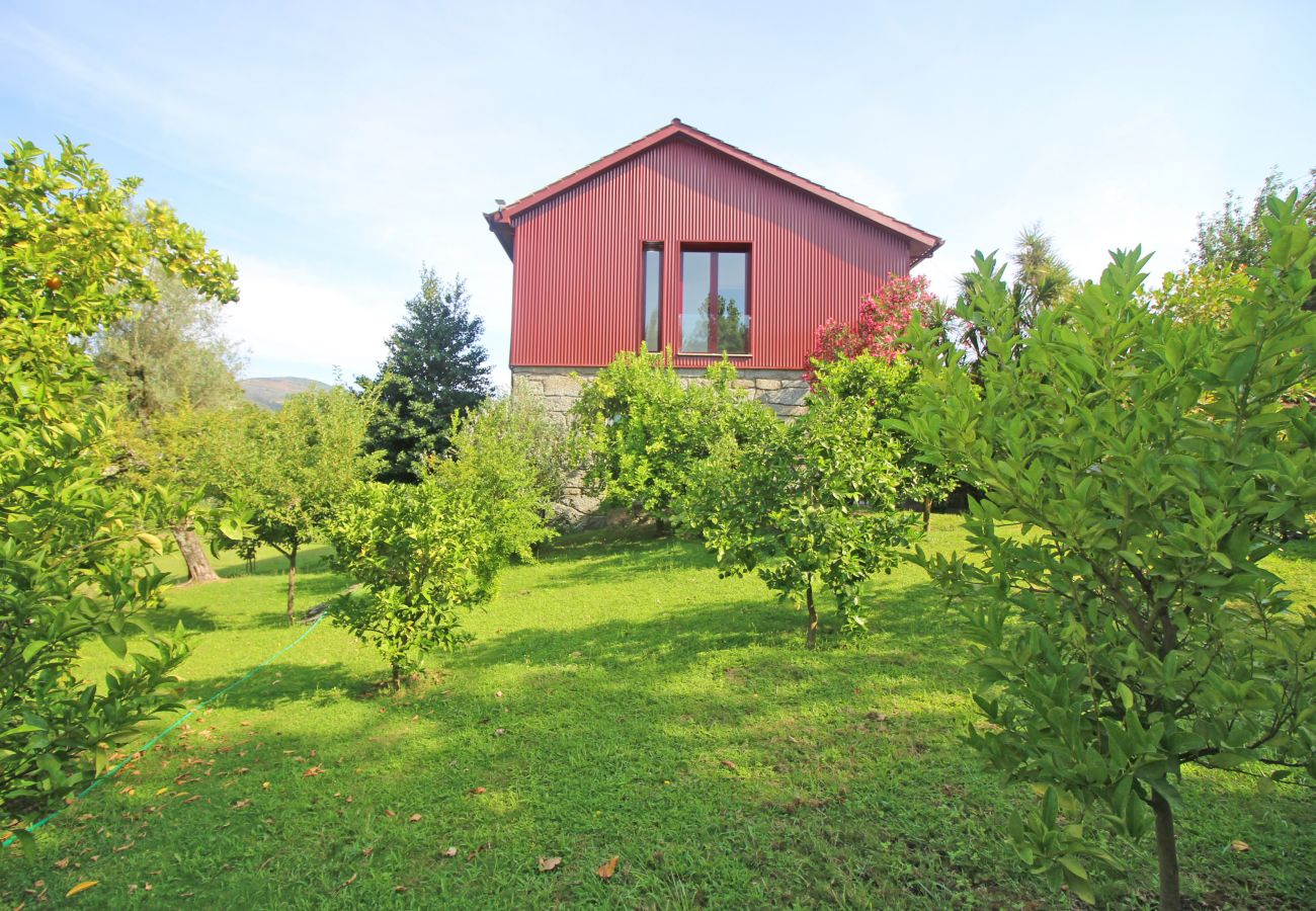 Gîte Rural à Terras de Bouro - Casa Roupar