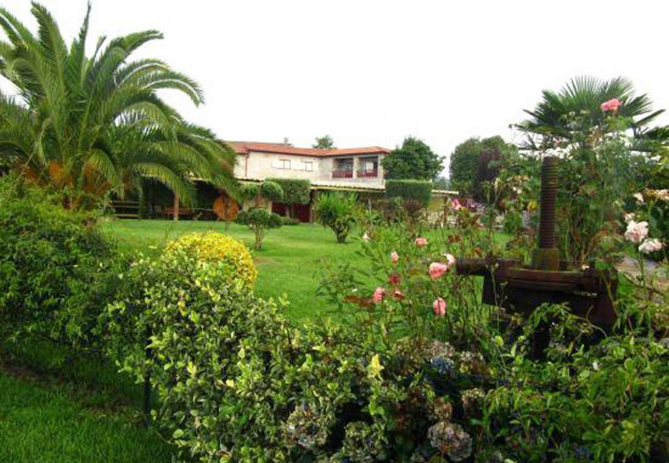 Gîte Rural à Póvoa de Lanhoso - Quinta do Rego Total